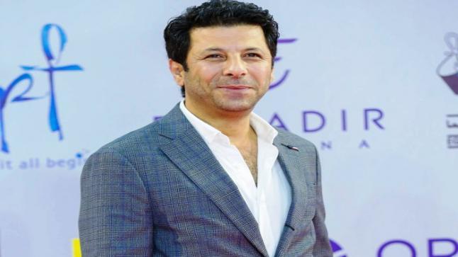 الفنان إياد نصار ضيف شرف في مسلسل النهاية