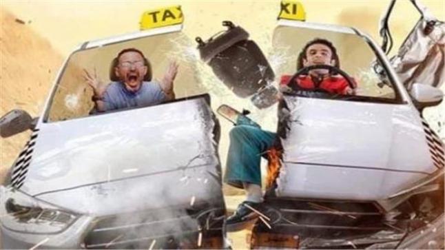 إبراهيم السمان: برنامج كريزي تاكسي يسبب ذعر للركاب