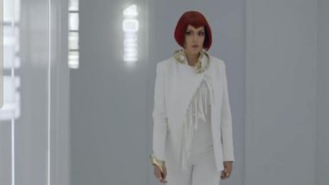 سارة عادل تتحدث عن دورها في مسلسل النهاية