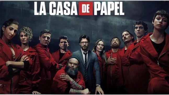 أحداث الجزء الرابع من مسلسل البروفيسور la Casa de Papel