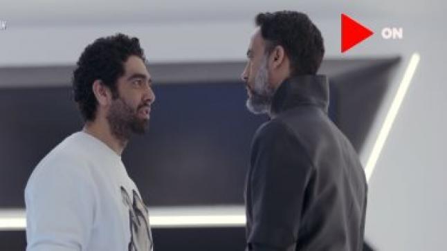 أحداث الحلقة 12 من مسلسل النهاية … مقابلة محمد كيلاني ويوسف الشريف