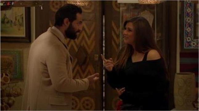 لحظات رومانسية تجمع مراد بغالية في مسلسل ونحب تاني ليه